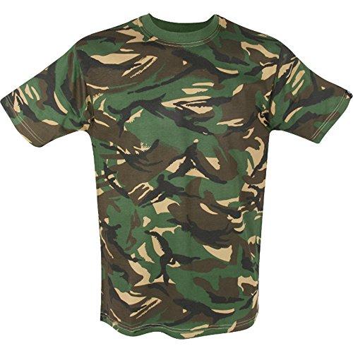 Mil-Com T-Shirt DPM Taille L