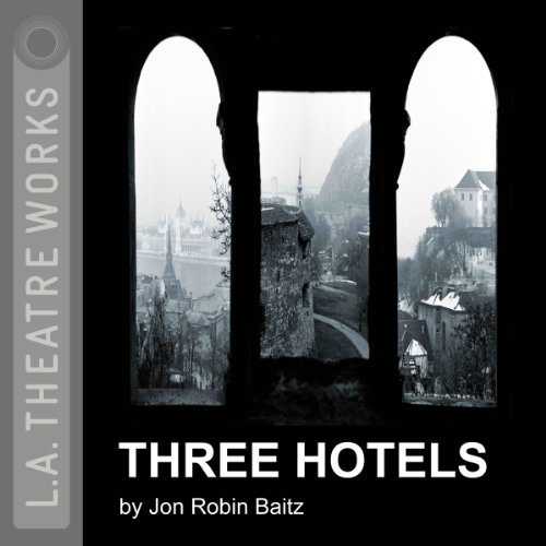 Three Hotels copertina