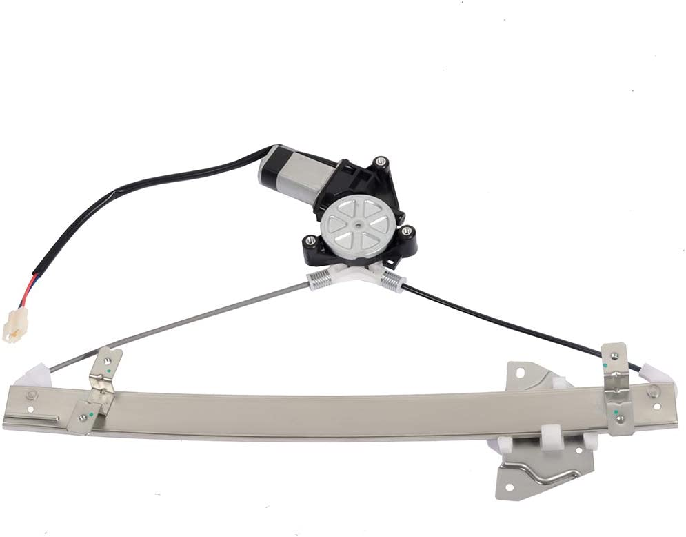 TUPARTS Detroit Fashionable Mall Power Window Regulator with Front Left Compatible Motor