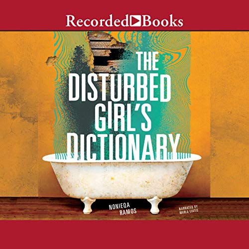 The Disturbed Girls Dictionary audiobook cover art