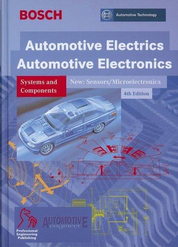 Automotive Electrics/automotive Electronics (Bosch Handbooks)