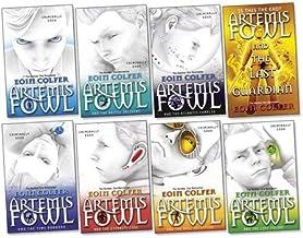 Artemis Fowl Collection 8 Books Set (Artemis Fowl / Time Paradox / Atlantis Complex / Opal Deception / Arctic Incident / Eternity Code / Lost Colony & The Last Guardian)