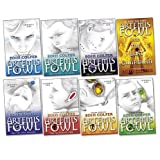 Artemis Fowl Collection 8 Books Set (Artemis Fowl / Time Paradox / Atlantis Complex / Opal Deception / Arctic Incident / Eternity Code / Lost Colony & The Last Guardian)