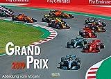 Grand Prix 2020: Wandkalender Din A3 . Bildkalender zum Thema Rennwagen.