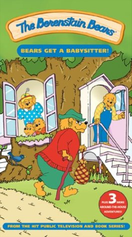 The Berenstain Bears Get a Babysitter [VHS]