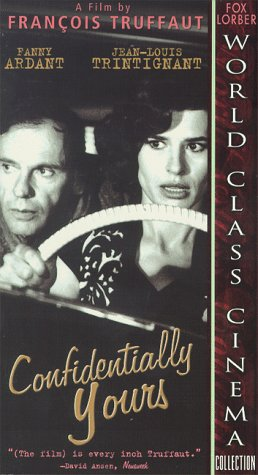 Confidentially Yours [VHS] [Import USA]
