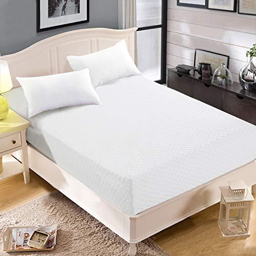 FAIRYLAND Matratze für Einzelbett, Memory-Schaum, Taschenfederkern 21,6 cm