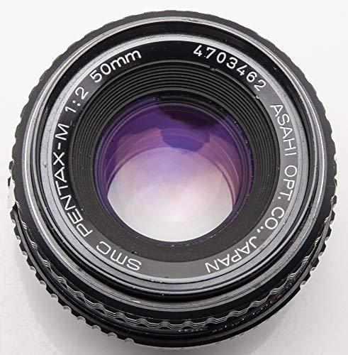 Pentax Asahi SMC M 1:2 2 50mm 50 mm PK Bajonett