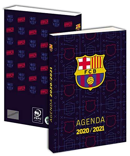 Diario scolastico FC Barcelona 2020-2021
