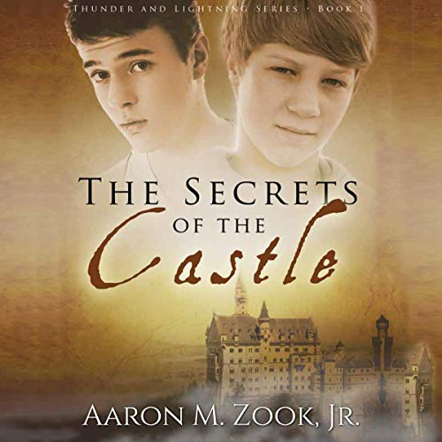 The Secrets of the Castle audiobook cover art