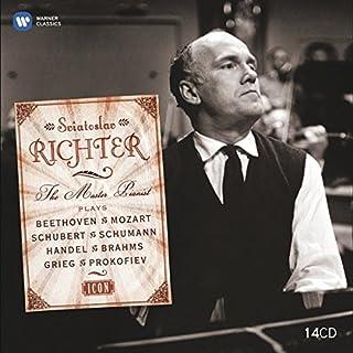 Sviatoslav Richter: The Complete EMI Recordings (Coffret 14 CD) (B001B1R1HC) | Amazon price tracker / tracking, Amazon price history charts, Amazon price watches, Amazon price drop alerts