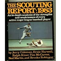 Scouting Report-1983 0060910275 Book Cover
