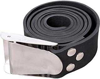 Innovative Scuba Concepts Freediving & Spearfishing Rubber Weight Belt with Stainless Steel Quick Release Buckle