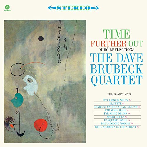Time Further Out + 1 Bonus Track - Ltd. Edt 180g [Vinyl LP]