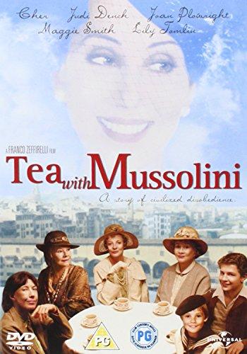 Tea With Mussolini [UK Import]