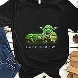 Kếrmít The Frog Yòdá Easy Beíng Green It is Not - Tee T Shírt Sweatshírt Hoodíes