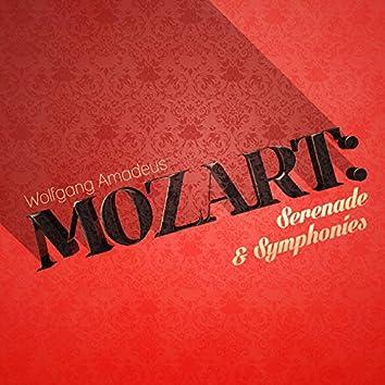Wolfgang Amadeus Mozart: Serenade & Symphonies