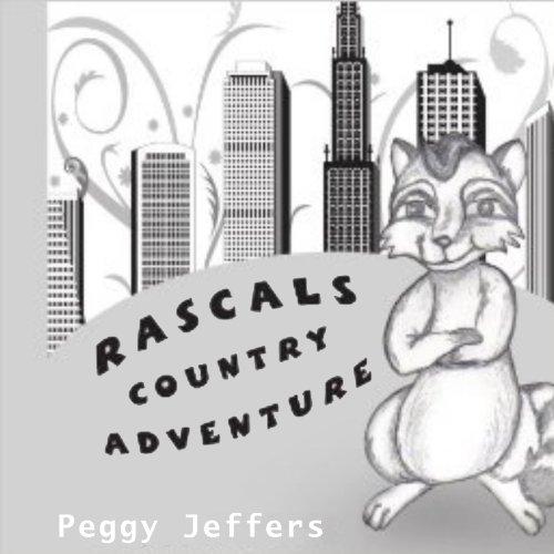 Rascals Country Adventure audiobook cover art