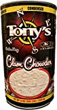 Tony's Clam Chowder, 3X World Champion, 51oz ounce (1 single can)