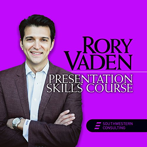 Presentation Skills Course audiobook cover art