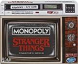 Collector s Edition Stranger Things Monopoly – los telares Upside Down The Webs más grandes que nunca.