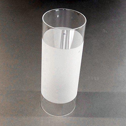 Ersatzglas 6434 für Wofi-Action Max Lampenschirm Glaszylinder