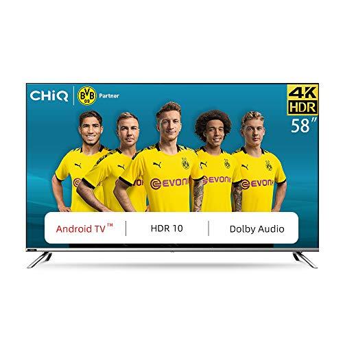 TV LED 4K 146 cm U58H7N