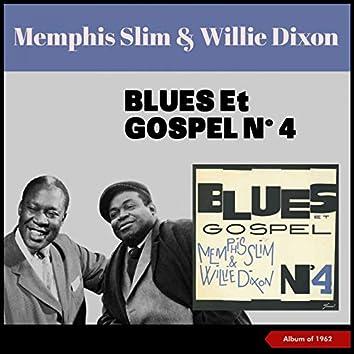 Blues Et Gospel No. 4 (Album of 1962)