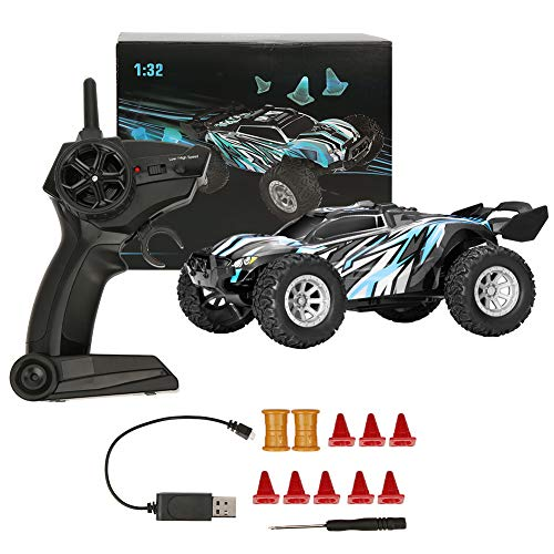 【𝐎𝐬𝐭𝐞𝐫𝐟ö𝐫𝐝𝐞𝐫𝐮𝐧𝐠𝐬𝐦𝐨𝐧𝐚𝐭】 1/32 Ferngesteuertes Auto, 20 km/h Hochgeschwindigkeits-Drift-RC-Auto-Spielzeug RC-Auto-Spielzeug, LED-Licht RC-Auto-Spielzeug Kinder-Elektrofahrzeuge Kinder-