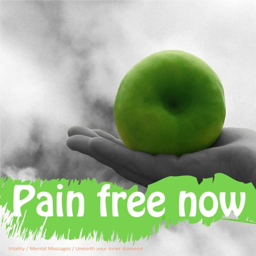 Drug-Free Pain Management audiobook cover art