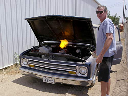 Episode Prep: Unearthing the C10 Shortbed