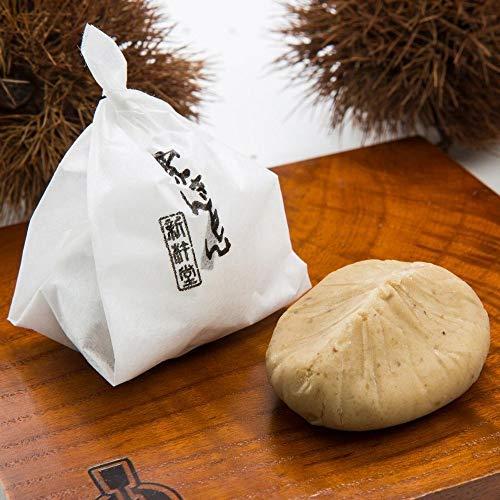 新杵堂 栗きんとん 10個 | 厳選された国産栗使用 | 岐阜・中津川発祥 栗粉餅本家が作る伝統の味 | お中元ギフトで選ぶなら