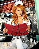 Photo en Couleur signée Bella Thorne 25,4 x 20,3 cm ? Scream ? The Duff ? Dealer autographe 100% en Personne ? UACC Registered #242