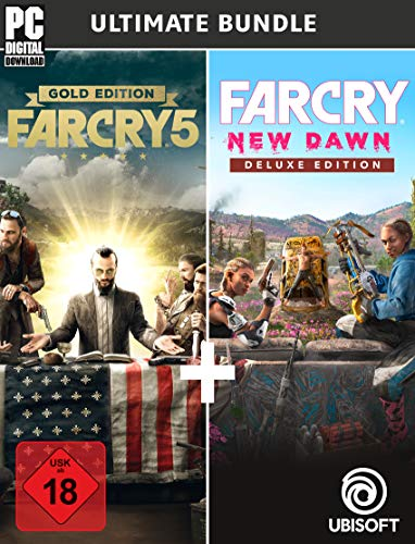 Far Cry New Dawn + Far Cry 5 - Ultimate Edition - Ultimate   [PC Code - Uplay]