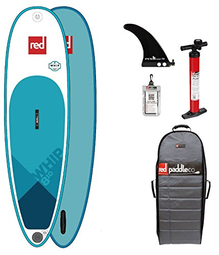 Red Paddle Co Whip 8.10' Stand up Paddle Surfboard Wellenreiten
