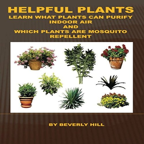 Helpful Plants cover art