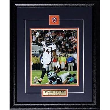 Midway Memorabilia ware-8x10-50 DeMarcus Ware Denver Broncos 8 x 10 Frame
