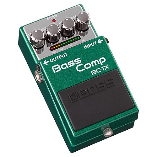 BOSS Bass Compressor Guitar Pedal (BC-1X)