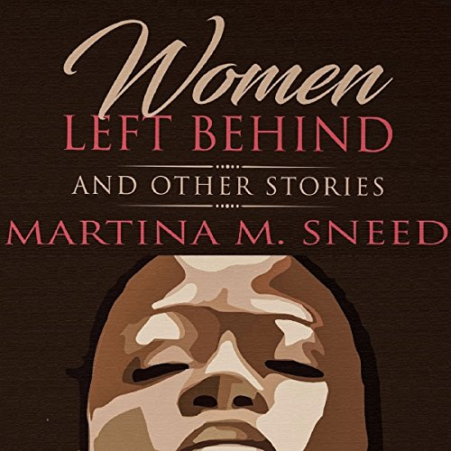 Women Left Behind audiobook cover art