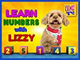 Learn Numbers with Lizzy the Dog - 1 to 10