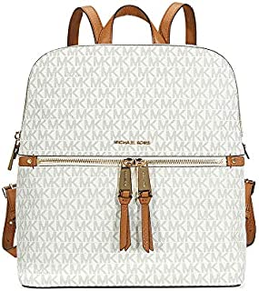 Michael Kors Women's Medium Rhea Signature Backpack
