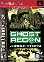 Tom Clancy's Ghost Recon Jungle Storm - PlayStation 2 (Renewed)