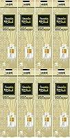 【まとめ買い】サワデー香るスティック 消臭芳香剤 パルファムスパークリングゴールド 詰め替え用 70ml×8個