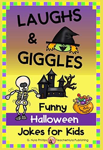 Funny Jokes For Kids Halloween.Funny Halloween Jokes For Kids Halloween Joke Book With Jokes Knock Knock Jokes And Tongue Twisters Seasonal Joke Books 10 Ebook Phillips G Nyla Amazon In Kindle Store