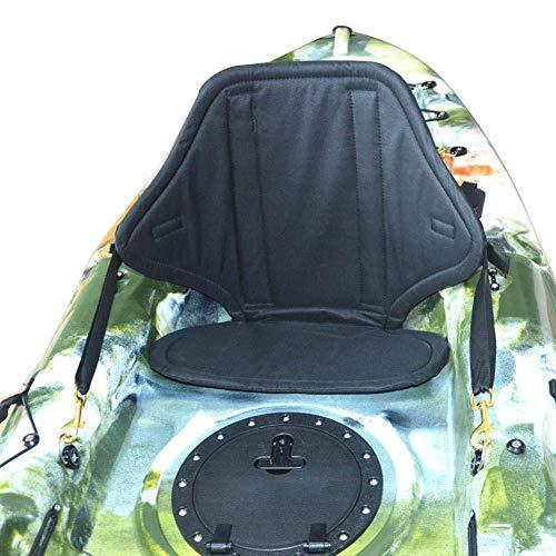 Makluce Asiento de Kayak Asiento de Barco Sof Profesional Universal Confort Siéntese en la Parte Superior Completo Kayak Cómodo Asiento de Kayak Acolchado Excellent
