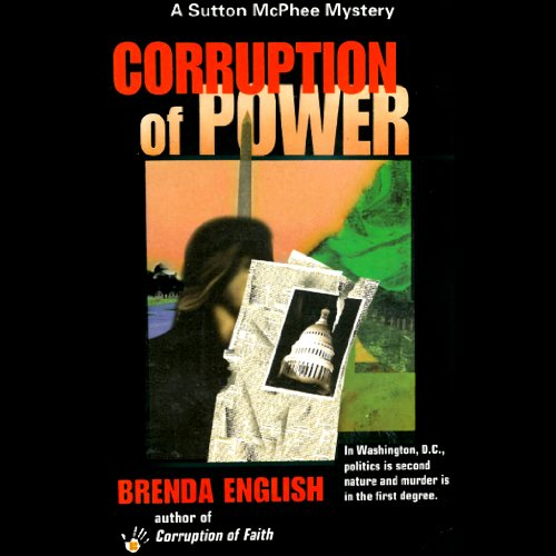 Corruption of Power audiobook cover art