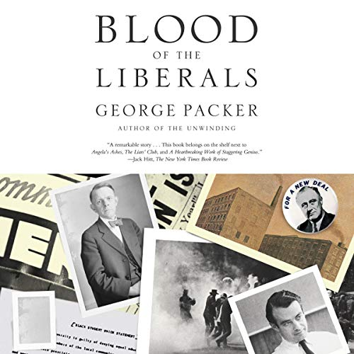 Blood of the Liberals audiobook cover art
