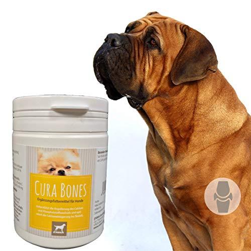 EMMA® MSM Dog I Gewrichtspoeder + Glucosamine Chondroïtine I Vitamine K, Calcium I Regeling Calcium & Fosfaat Metabolisme Skelet Hond 150g