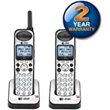 AT&T SynJ SB67108 Cordless Expansion Handset for the AT&T SynJ SB67138 & SB67158 Small Business Phone System (2pack)