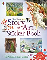 Story of Art Sticker Book (Activity Books)